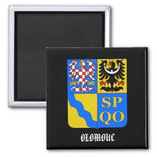 Imán de la cocina de la República Checa de Olomouc