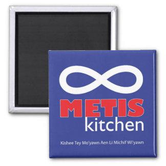 Imán de la cocina de Metis