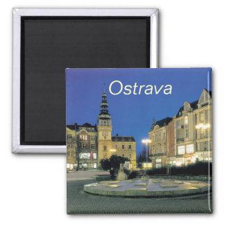 Imán de la cocina de Ostrava