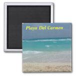 Imán de la cocina del Playa del Carmen