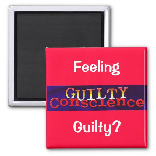 Imán de la conciencia culpable