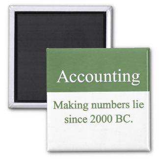 Imán de la contabilidad
