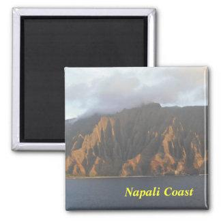 Imán de la costa de Napali