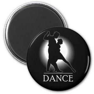 Imán de la danza