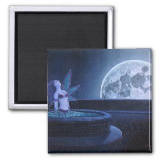 Imán de la diosa de la luna