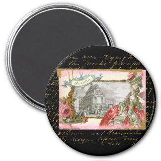 Imán de la elegancia de Versalles Marie Antonieta