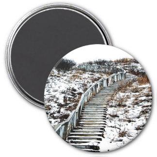 Imán de la escalera Nevado