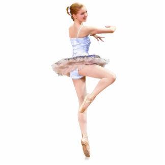 Imán de la escultura de la foto de la bailarina imán fotoescultura