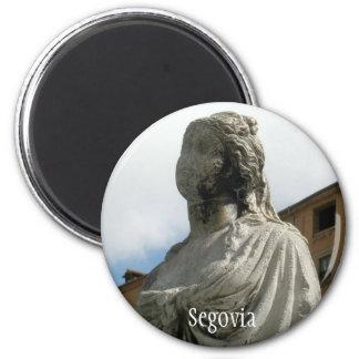 Imán de la esfinge de Segovia