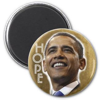 Imán de la ESPERANZA de Obama