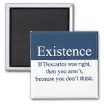 Imán de la existencia