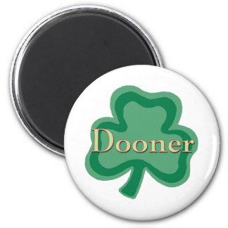 Imán de la familia de Dooner