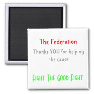Imán de la federación