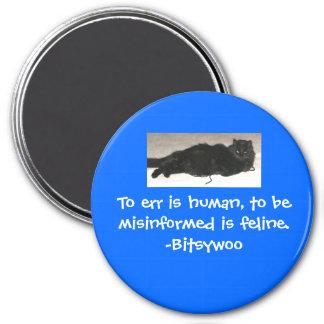 Imán de la filosofía de la base de Bitsywoo