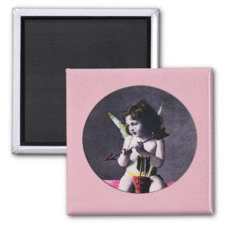 Imán de la flecha de Valnetine Cupid/s del vintage