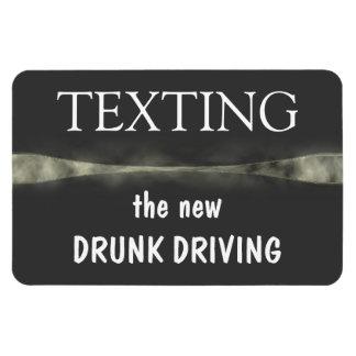 Imán de la flexión del ~ de Texting
