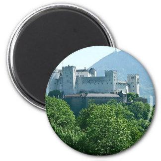 Imán de la fortaleza de Salzburg