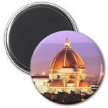 Imán de la foto del Duomo