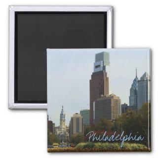 Imán de la fotografía de Philadelphia Pennsylvania