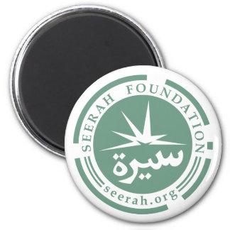 Imán de la fundación de Seerah (logotipo)