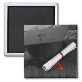 Imán de la graduación