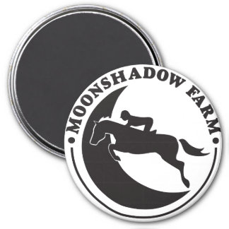 Imán de la granja de Moonshadow
