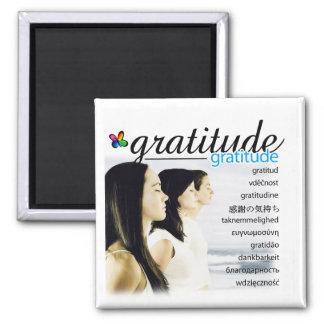 Imán de la gratitud de PositivEnergy