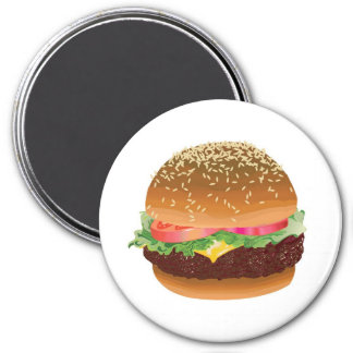 Imán de la hamburguesa