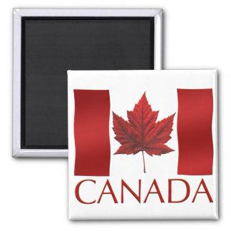 Imán de la hoja de arce de Canadá del imán del