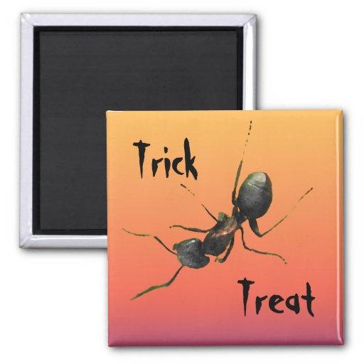 Imán de la hormiga de Halloween