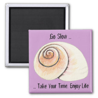 Imán de la huelga intermitente del caracol