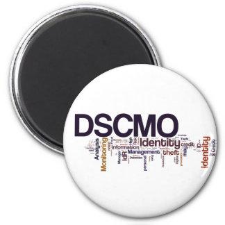 Imán de la identificación de DSCMO