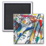 Imán de la improvisación 28 de Kandinsky
