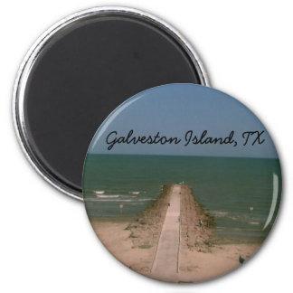 Imán de la isla de Galveston