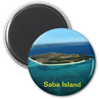Imán de la isla de Saba