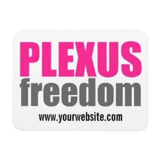 Imán de la libertad del plexo
