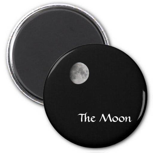 Imán de la luna