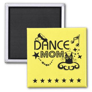Imán de la mamá de la danza