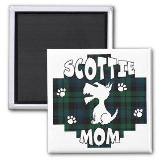 Imán de la mamá del escocés