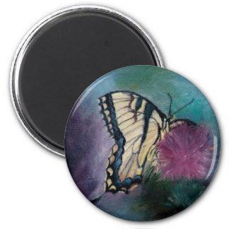 Imán de la mariposa de la belleza