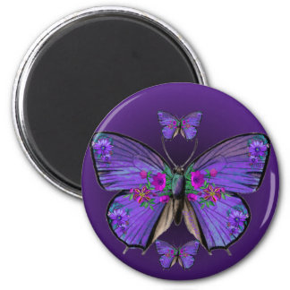 Imán de la mariposa de Persephone