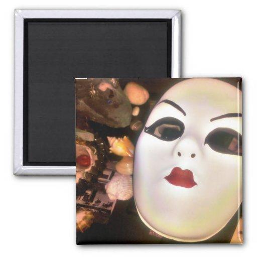 Imán de la máscara