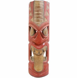 Imán de la máscara 1 de Tiki Escultura Fotográfica