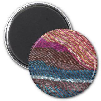 imán de la materia textil