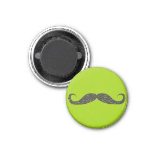 Imán de la moda del bigote del manillar