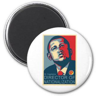 Imán de la nacionalización de anti-Obama