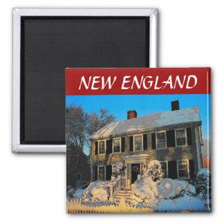 Imán de la nieve de Nueva Inglaterra
