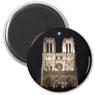 Imán de la noche de Notre Dame
