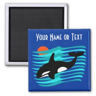 Imán de la orca