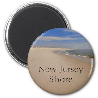 Imán de la orilla de NJ